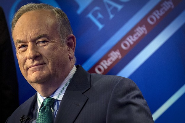 Bill O'Reilly Is Running Out Of Friends