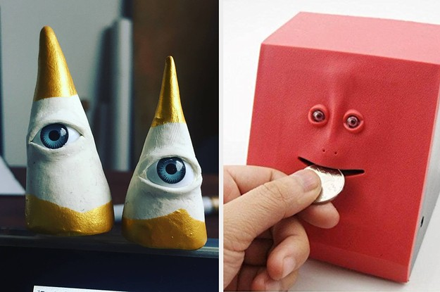 27 Creepy Products That Are Surprisingly Useful