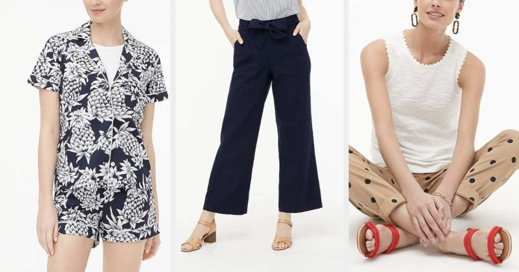 J.Crew Factory Is Having A Memorial Day Sale, In Case You Need Summer Wardrobe Staples
