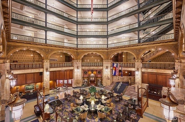 10 Of The Best Hotels To Stay At In Denver, Colorado