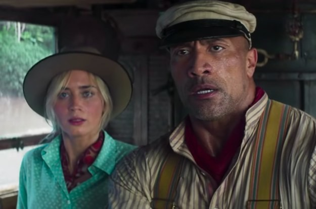 """Disney's """"Jungle Cruise"""" Finally Has A Trailer And — Literally And Figuratively — It's A Freakin' Ride, Y'all"""