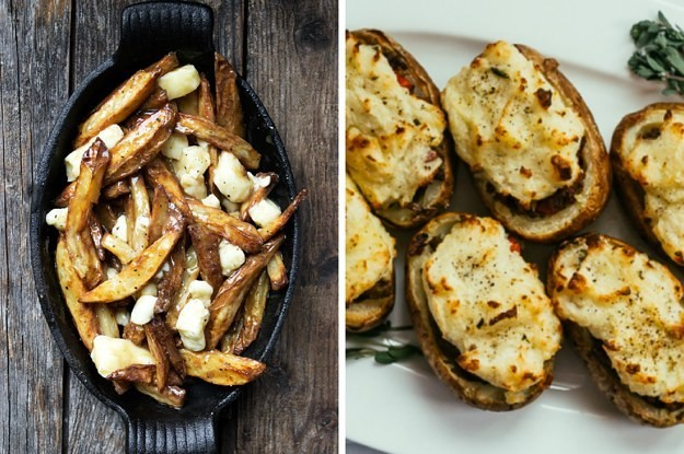29 Amazing Potato Recipes That Will Keep You Cosy