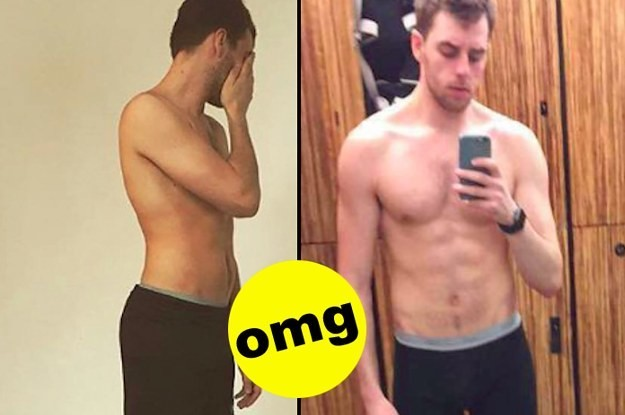 I Spent A Year Trying To Bulk Up And Get Swole And This Is What Happened