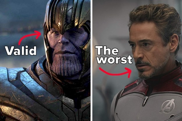 26 Unpopular Marvel Movie Opinions That Are Absolutely Wild