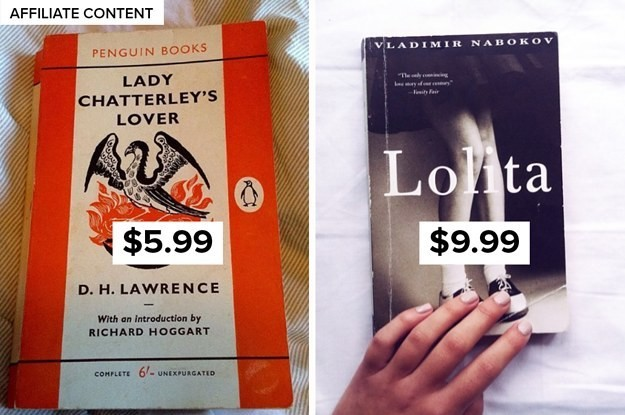 11 Banned Books That You're Now Allowed To Read