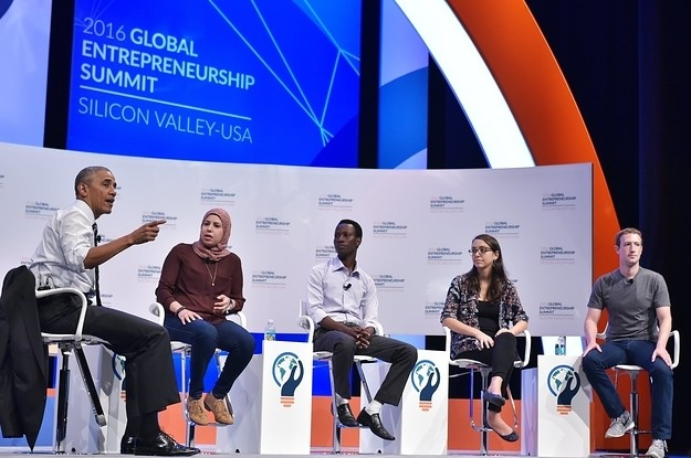 Obama Makes The Case For Global Entrepreneurship Now And After His Presidency