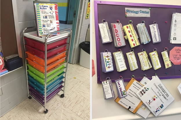 23 Products To Help Keep Your Classroom Organized This Year