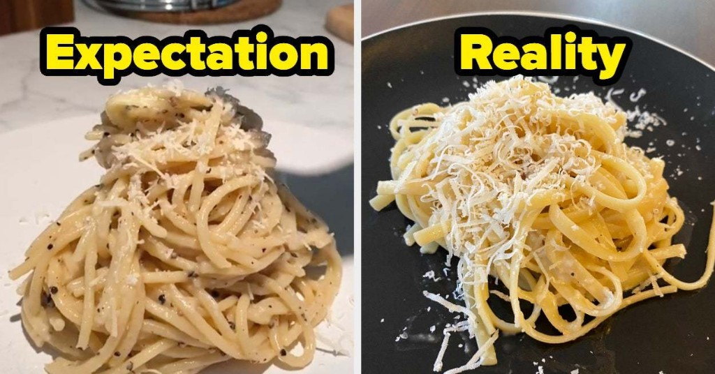 """Apparently This Cacio E Pepe Recipe Is """"Better Than The Restaurants,"""" So I Decided To Try It For Myself"""