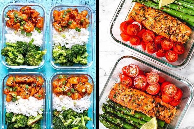 25 Easy Meal Prep Ideas For When You Have No Idea What To Cook