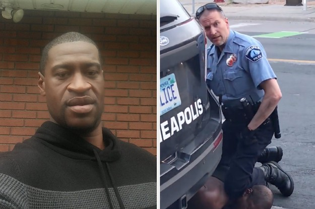 A Black Man Died After Begging A White Police Officer To Stop Crushing His Neck So He Could Breathe