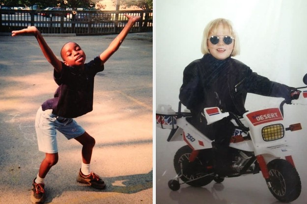 36 Of The Absolute Gayest And Best Pictures Of LGBT People As Kids