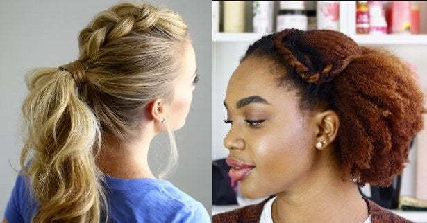 29 Hair Tutorials You Can Recreate In No Time Flat