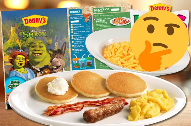 Choose What You'd Eat From Different Restaurants' Kids Menus And We Can Guess Your Exact Age