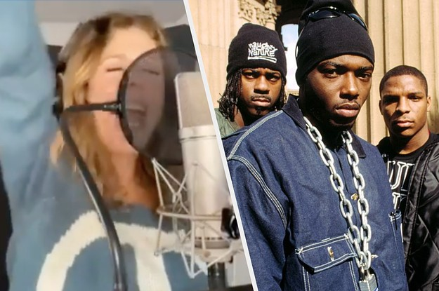 """Rita Wilson Recorded A """"Hip Hop Hooray"""" Remix With Naughty By Nature For Charity After Her Video Went Viral"""