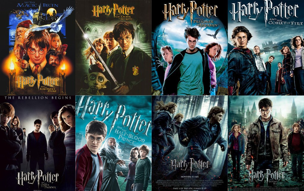 Harry Potter - Cover