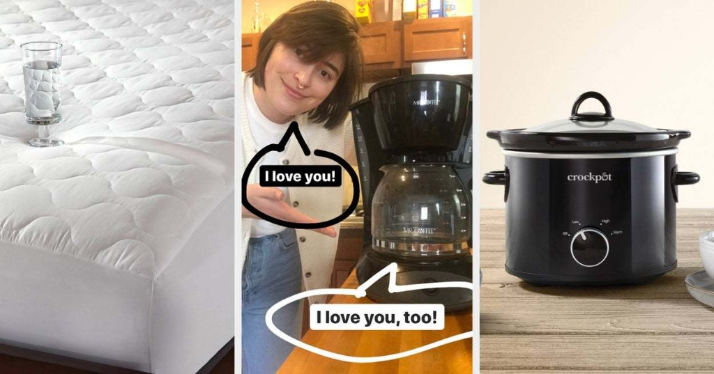 31 Practical Things From Walmart That Don't Cost A Lot, But Will Be Used All The Time