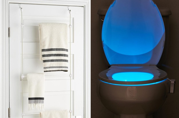 43 Practical Things For Your Bathroom You Probably Won't Regret Buying