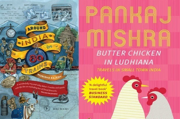 12 Books That Will Make You Want To Pack Your Bags And Travel Across India
