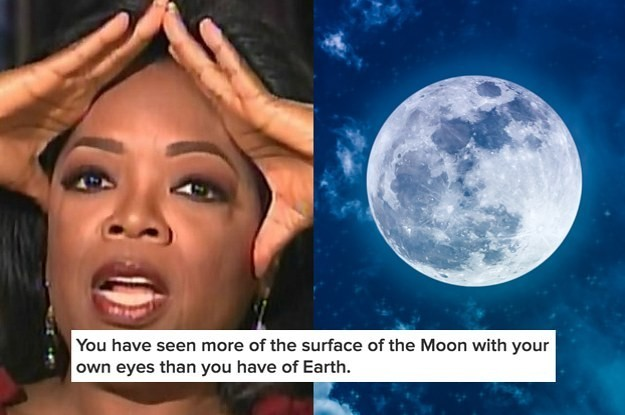 50 Facts That Will Freak You Out If You Think About Them For Too Long