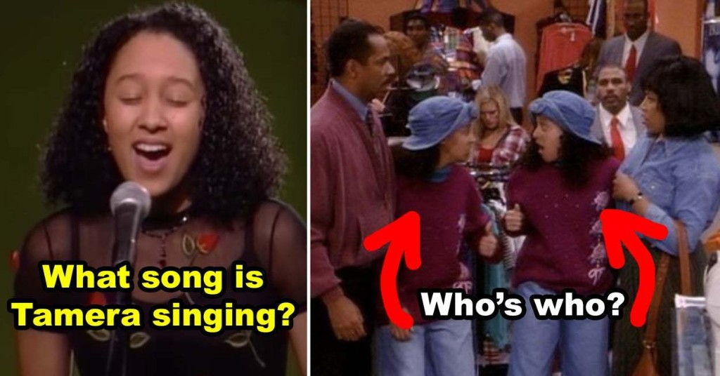 "This Is 100% The Hardest ""Sister, Sister"" Trivia Quiz You'll Ever Take, I Promise"