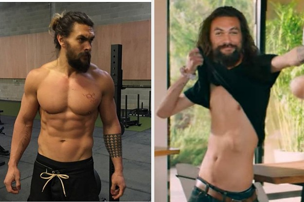 Jason Momoa's Super Bowl Commercial Is The Funniest Thing I've Seen In A While