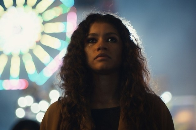 """Zendaya Just Shared A Teaser Poster For The """"Euphoria"""" Christmas Episode And I'm So Psyched"""