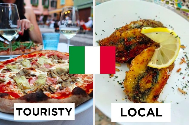 23 Overrated Foods Tourists Eat In Other Countries And 23 Underrated Dishes You Should Try Instead