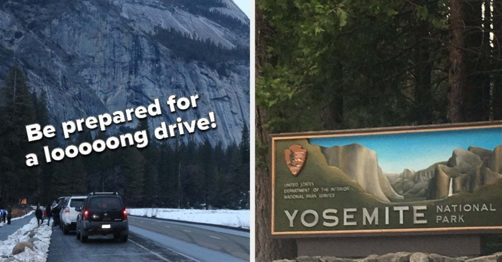 8 Things To Know Before You Visit Yosemite National Park