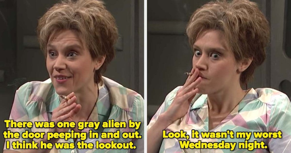 """21 Times The Women Of """"Saturday Night Live"""" Were Hilarious As Hell"""