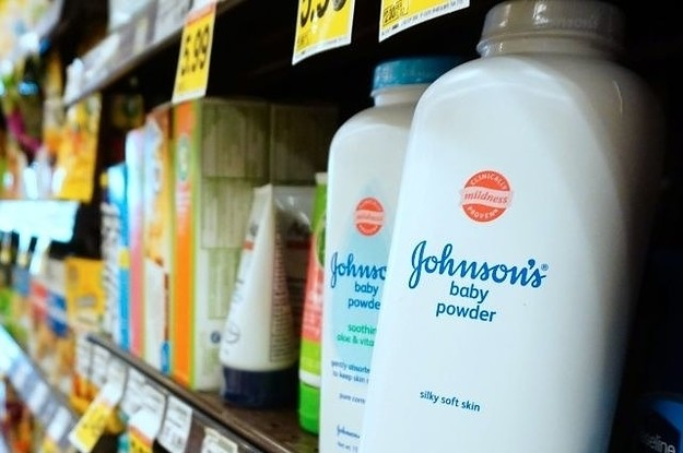 Johnson & Johnson Is Recalling 33,000 Baby Powder Bottles After A Sample Turned Up Positive For Asbestos
