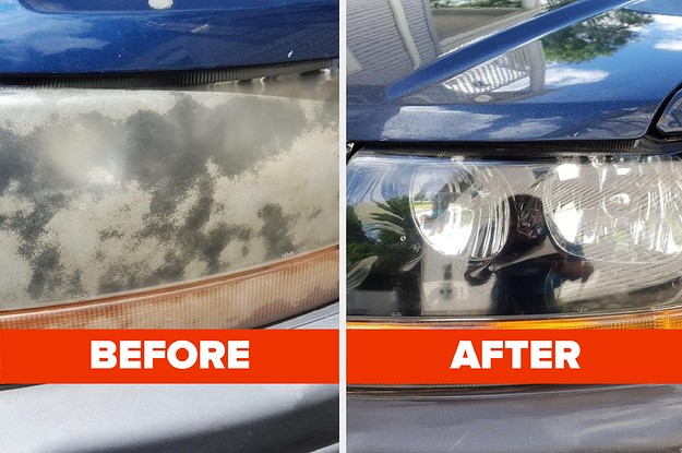 25 Products That'll Make Your Car Look Like You Just Drove It Off The Lot