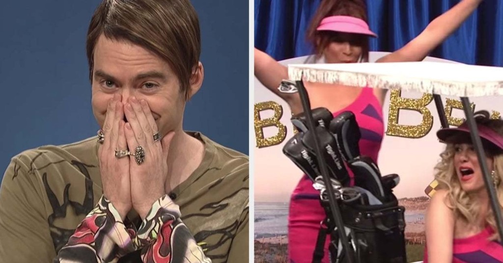"""21 Times Things Went Hilariously Wrong On """"Saturday Night Live"""""""