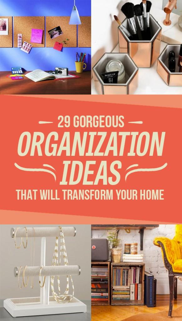Organized - cover
