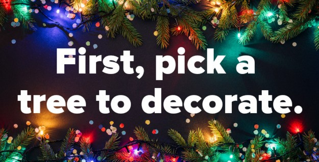 Decorate A Christmas Tree And We'll Reveal What Holiday Movie You Are