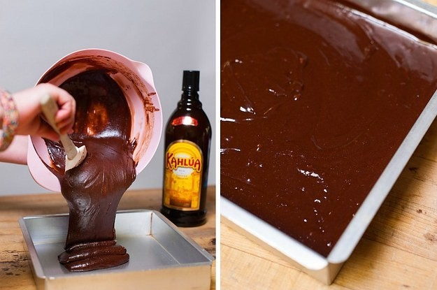 These Kahlua Fudge Brownies Just Want To Be Loved