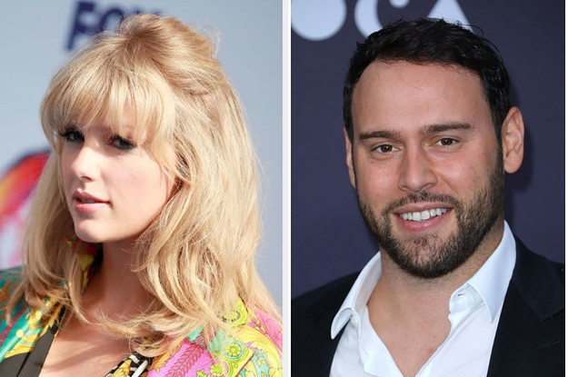 Taylor Swift Says She Plans To Rerecord Her Music Catalog After It Was Acquired By Scooter Braun