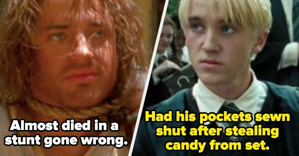 16 Behind-The-Scenes Facts About Your Favorite Movies That Are 100% True And 100% Weird