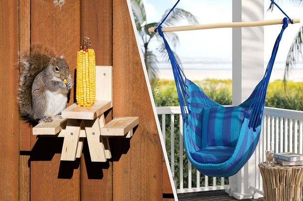 31 Things To Help Make Your Backyard A More Exciting Place To Be