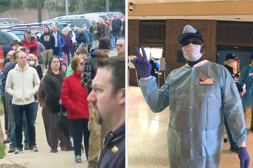 18 Pictures That Show How Truly Ridiculous The Situation In Wisconsin Is