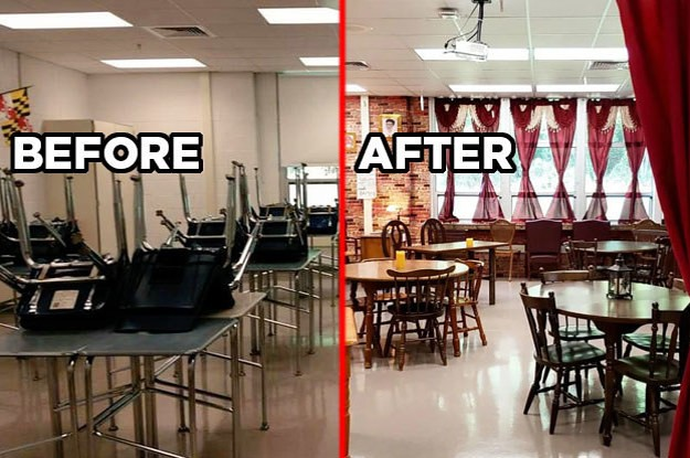 A Teacher Transformed Her Classroom Into Hogwarts And It's So Impressively Detailed