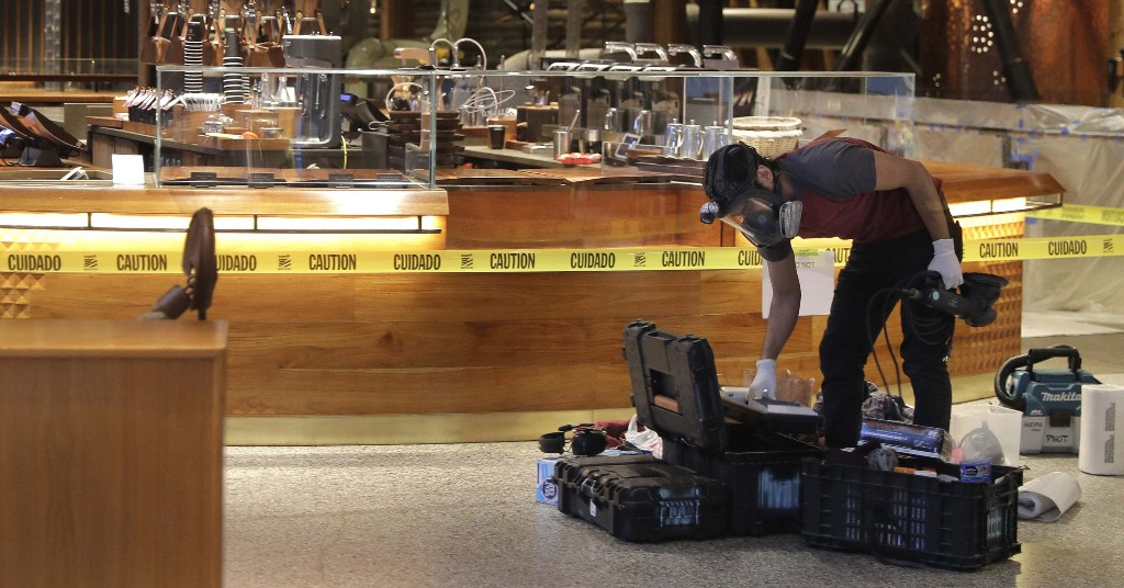 Starbucks Employees Got Sick. Starbucks Stores Stayed Open.