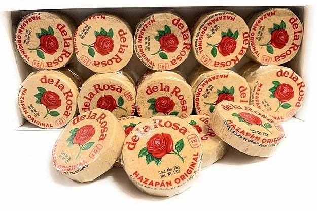 Don't Talk To Me Until You've Tried De La Rosa Mazapan Candy
