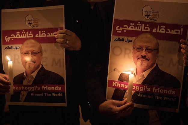 "A Senator Wants Congress To ""Unilaterally"" Release Information On Jamal Khashoggi's Killing If The Trump Administration Won't"
