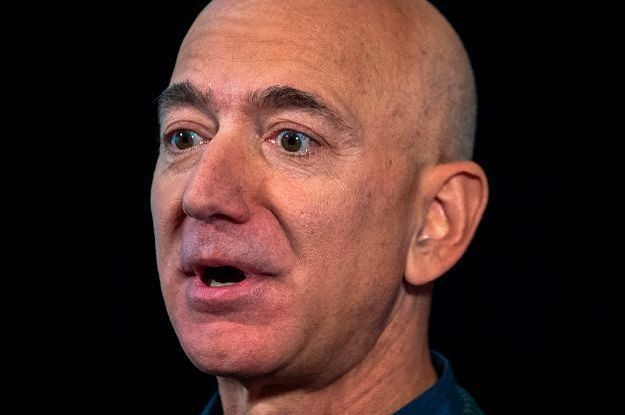 Here's How Much Money Jeff Bezos Has Made In A Day/Hour/Second In 2020