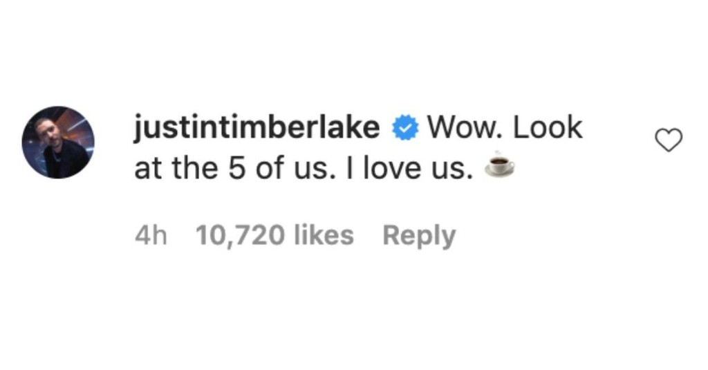 Jimmy Fallon Posted This Precious Pic Of His Fam And Justin Timberlake Posted An Even More Precious Comment