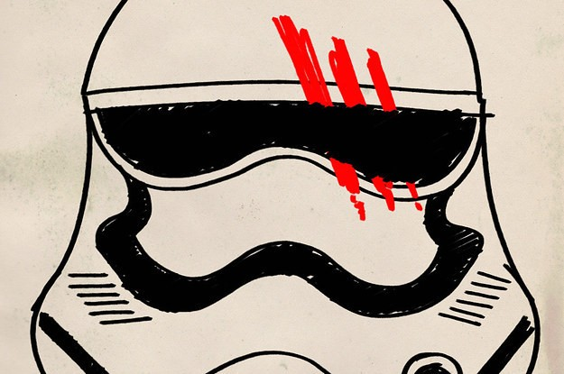 "How To Draw 4 Badass ""Star Wars"" Helmets"