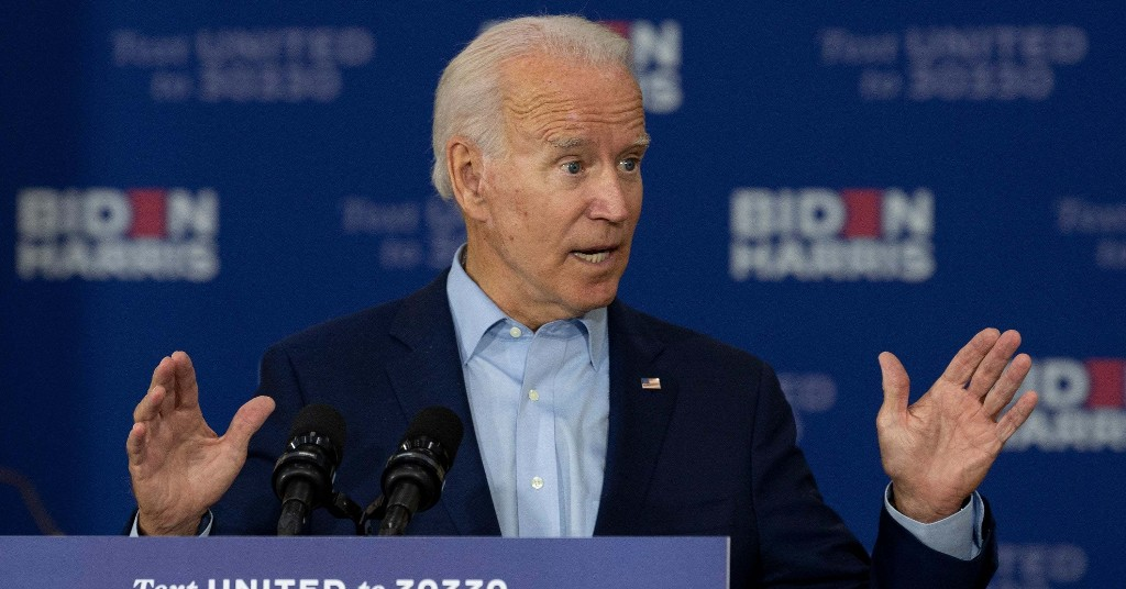 """Joe Biden Said There's """"No Doubt"""" The Next President Should Nominate Ruth Bader Ginsburg's Replacement"""