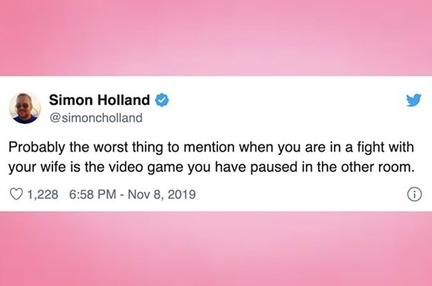 21 Brutally Funny Marriage Tweets I Can't Get Out Of My Head