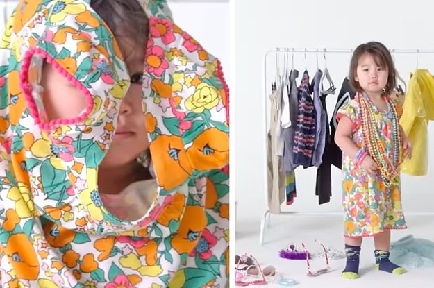 Kids Dressing Themselves For The First Time Will Make You Laugh Uncontrollably