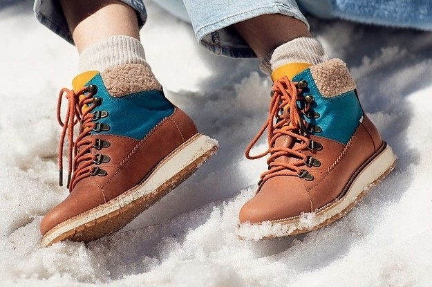 34 Winter Boots That'll Actually Keep Your Feet Warm